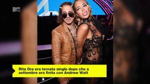 Rita Ora e Andrew Garfiled potrebbero essere una coppia