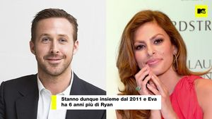 La (privatissima) storia d'amore tra Ryan Gosling e Eva Mendes