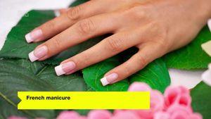 Unghie rosa: nude, french, ombre, le manicure autunno inverno 2019