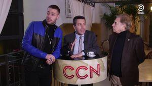 CCN Special Sanremo 2019 con Saverio Raimondo - Rivelato il super ospite segreto