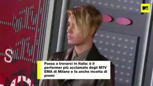 Justin Bieber: la sua storia e carriera in tre minuti
