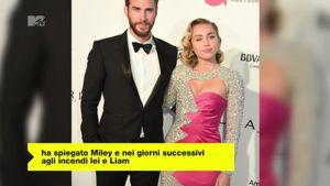 Miley Cyrus ha spiegato come avere perso la casa le abbia