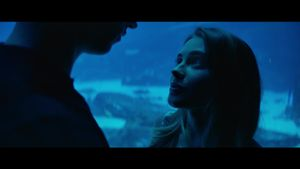 After il film – Tessa e Hardin si baciano all'Acquario