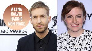 Lena Dunham ha difeso Taylor Swift e ha definito il suo ex Calvin Harris