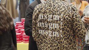 Massimo Giorgetti: MSGM ama l'amore