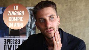 Luca Marinelli compie 34 anni