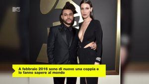 Bella Hadid e The Weeknd: la timeline della loro storia d'amore