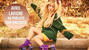 Avril Lavigne confessa: