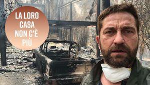 La California a fuoco: ecco i vip la cui casa è stata bruciata dagli incendi