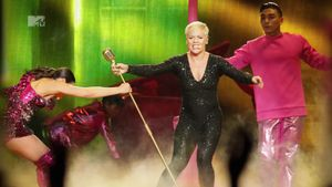 Pink: le spettacolari foto del Beautiful Trauma Tour