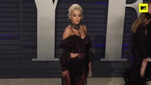 Lo stile di Rita Ora sul red carpet