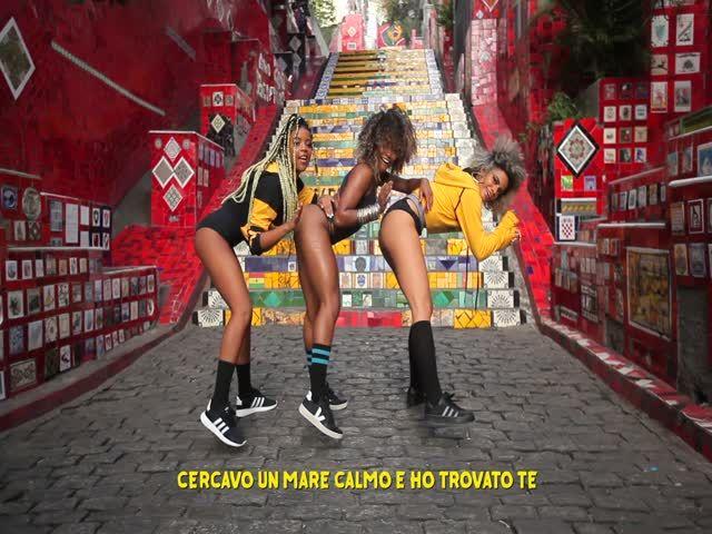 Amore e Capoeira (feat. Giusy Ferreri)
