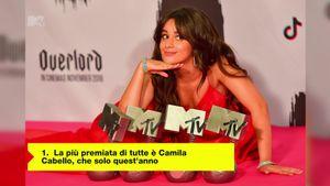 Le 6 pop star donne più premiate nel 2018 16:9