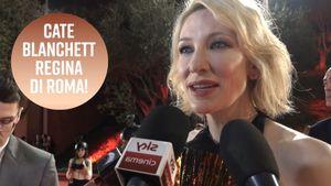 Cate Blanchett conquista Roma