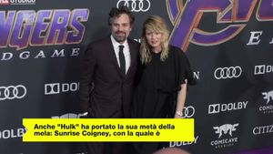 Le coppie famose sul red carpet di