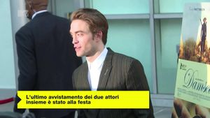 Robert Pattinson e Suki Waterhouse avvistati ancora insieme: continua la love story tra i due attori