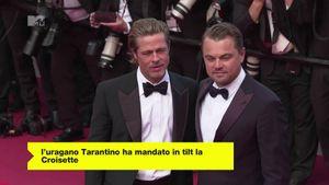 Leonardo DiCaprio e Brad Pitt irresitibili a Cannes per