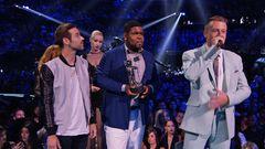 Macklemore & Ryan Lewis Win Best Hip-Hop Video