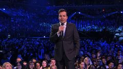 Jimmy Fallon Introduces Justin Timberlake