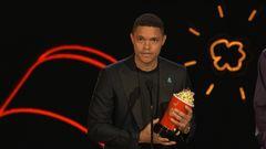 Trevor Noah Accepts the Award for Best Host