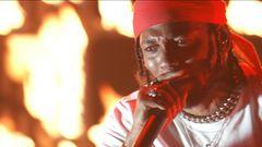 """Kendrick Lamar """"DNA."""" & """"HUMBLE."""""""