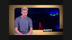 Geordie Shore | Marty não gosta de pegação entre Elettra e Chloe