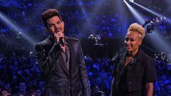 Adam Lambert And Emeli Sande Present Artist To Watch