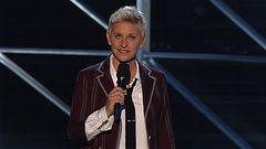 Ellen DeGeneres Presents Best Female Video