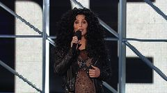 Cher Presents Video of the Year