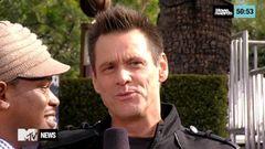 Sway Interviews Jim Carrey