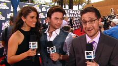 """Nikki Reed and Jackson Rathbone Discuss """"Twilight"""" and Special Wedding Invitations"""