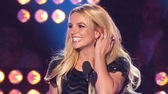 Britney Spears Wins Best Pop Video