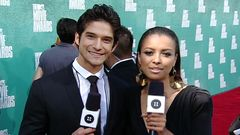 Red Carpet Report: Tyler Posey