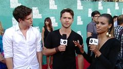 Red Carpet Report: New 'Teen Wolf' Studs