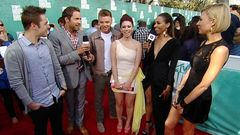 Red Carpet Report: The Cast Of 'Awkward.'
