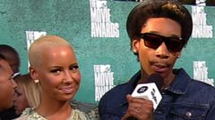 Amber Rose And Wiz Khalifa Break Down Their Red Carpet Looks
