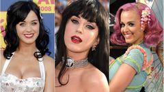 Katy Perry: todos os looks que usou nos VMAs ao longo dos tempos