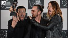 MTV VMA 2013 | Vencedores