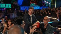 RuPaul Accepts the Best Reality Competition Award