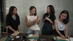 DIY in KL: Leather Workshops?! | Malaysia Special
