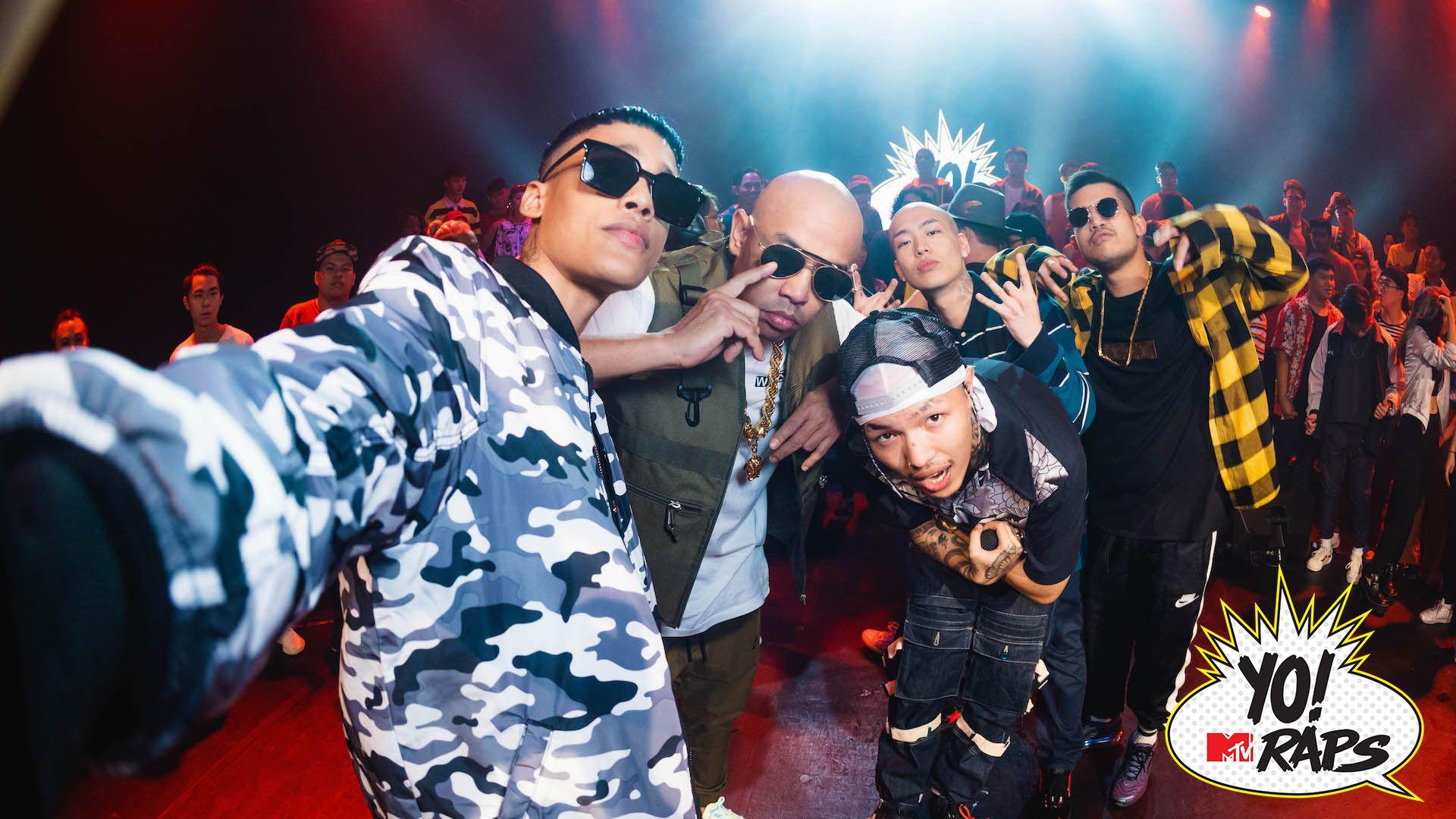 Yo! MTV Raps (Asia) - TV Show | MTV Asia