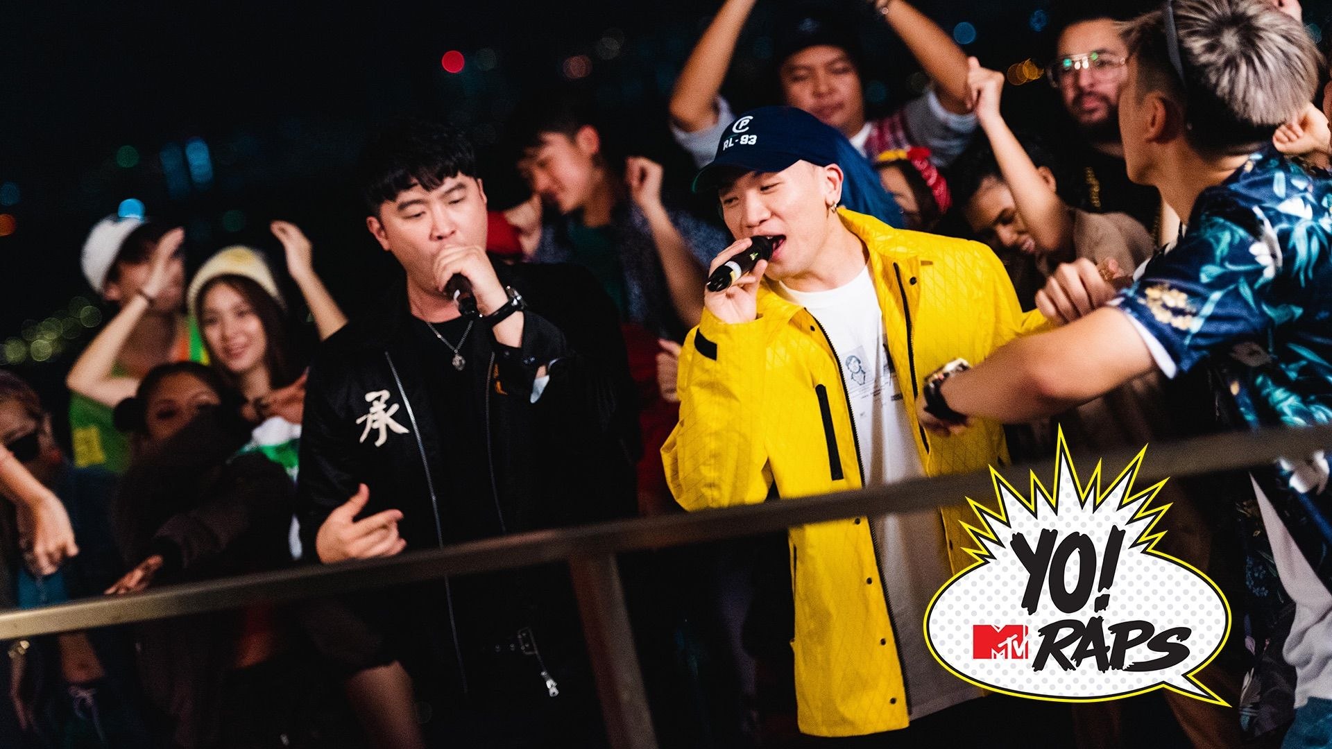 Yo! MTV Raps (Asia) - TV Show | MTV Asia