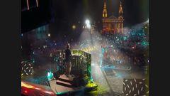 Wiz Khalifa Black and Yellow Live From Isle Of MTV