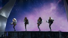 "Fifth Harmony ft. Gucci Mane Live ""Down"" & ""Angel"""