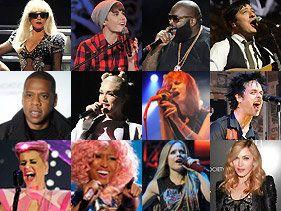 Lady Gaga, Madonna, Nicki Minaj Top 2012's Most Anticipated Albums