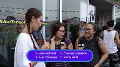 The MTV Movie & TV Awards Trivia Challenge at Artbox SG