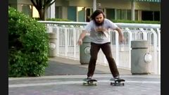 Angry Skateboarder