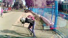 Motorcycle Slide
