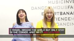 Watch: EXID Crack their brains on some tricky brainteasers! | Part 2 | Asia Spotlight