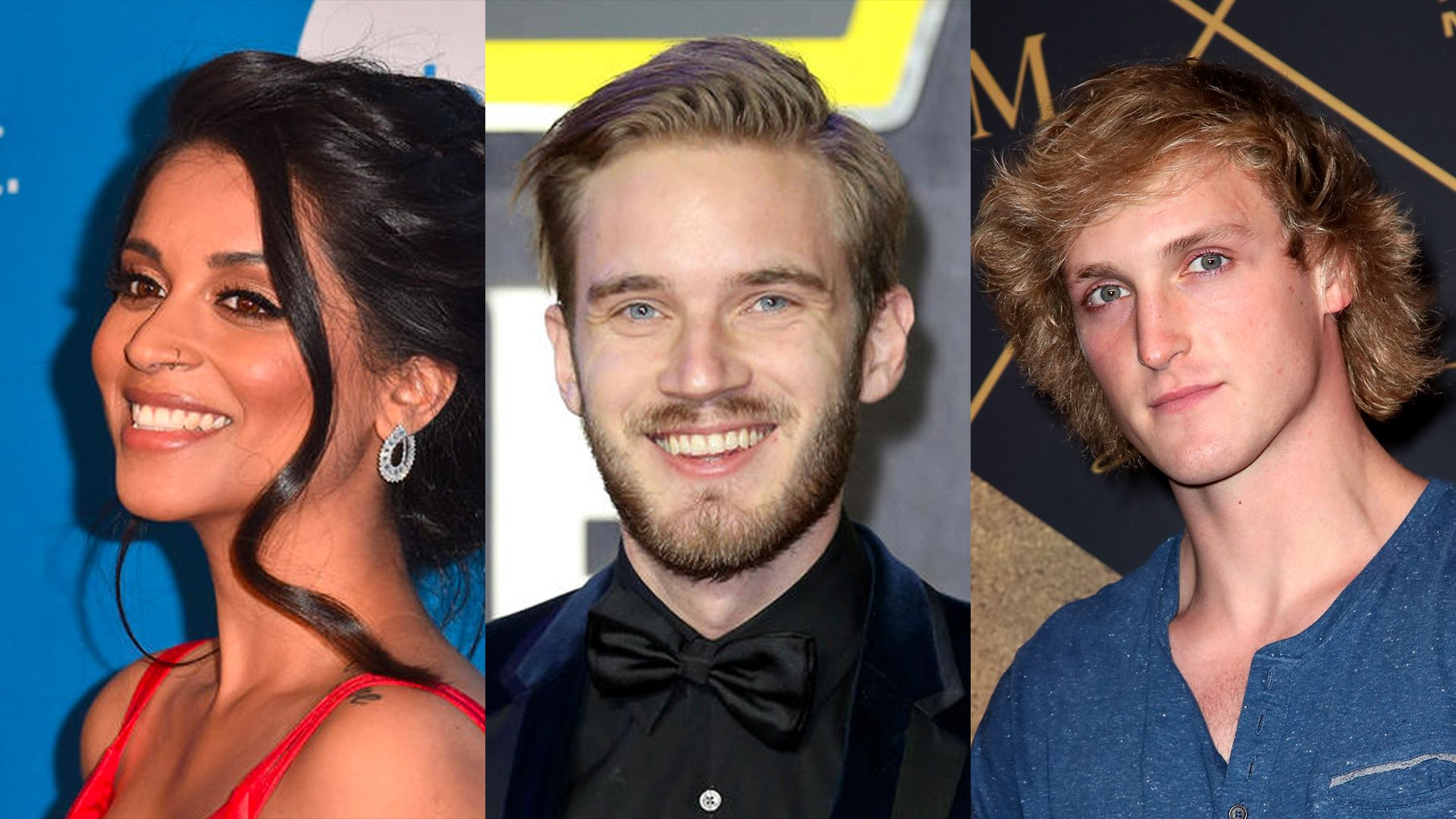 Here's a list of the richest YouTubers in 2018 | MTV Asia